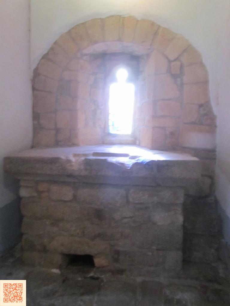 Ancien autel