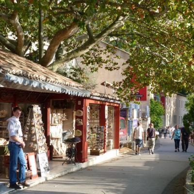 Chemin de la Fontaine (Street of the fountain)