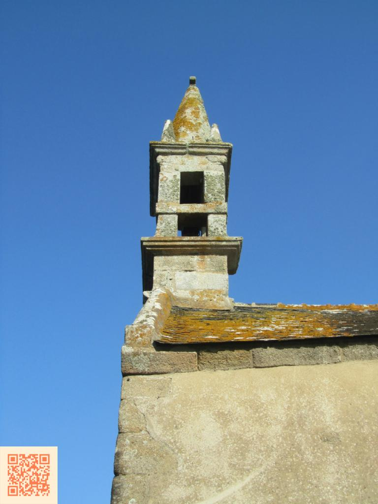 Bell tower of the chapel