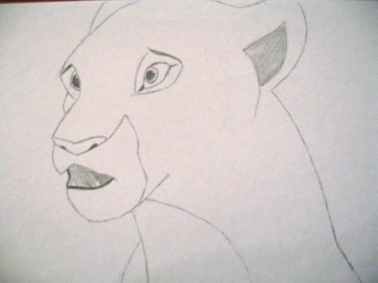 Nala, Le Roi Lion