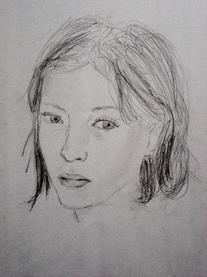 Elise M, 12 ans