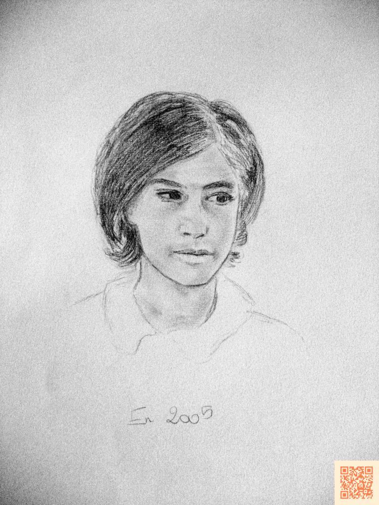 Marthe M, 13 ans