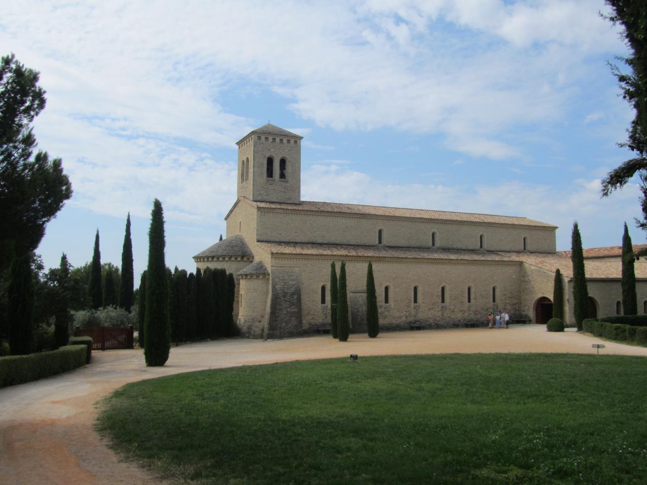 Saint-Magdalena abbey