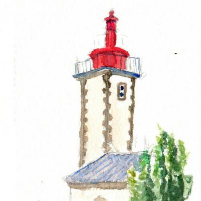 Phare de Sainte Marine