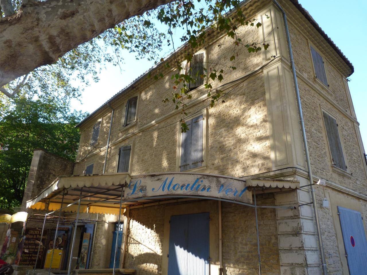 Le Moulin Vert, Santons museum