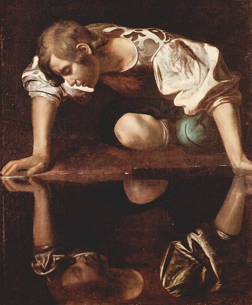 Narcisse de Caravage